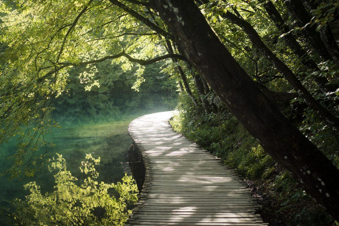 National park Plitvice Meren