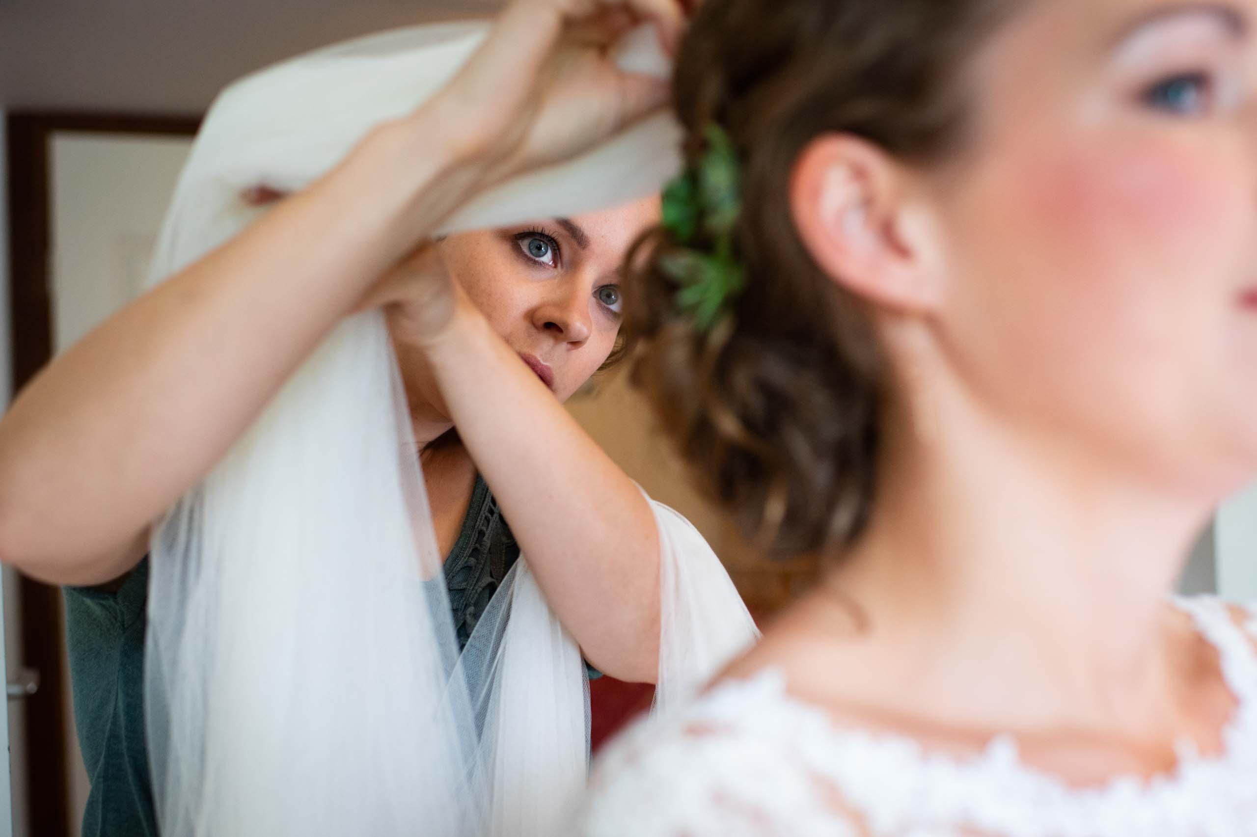 voorbereidingen bruiloft
