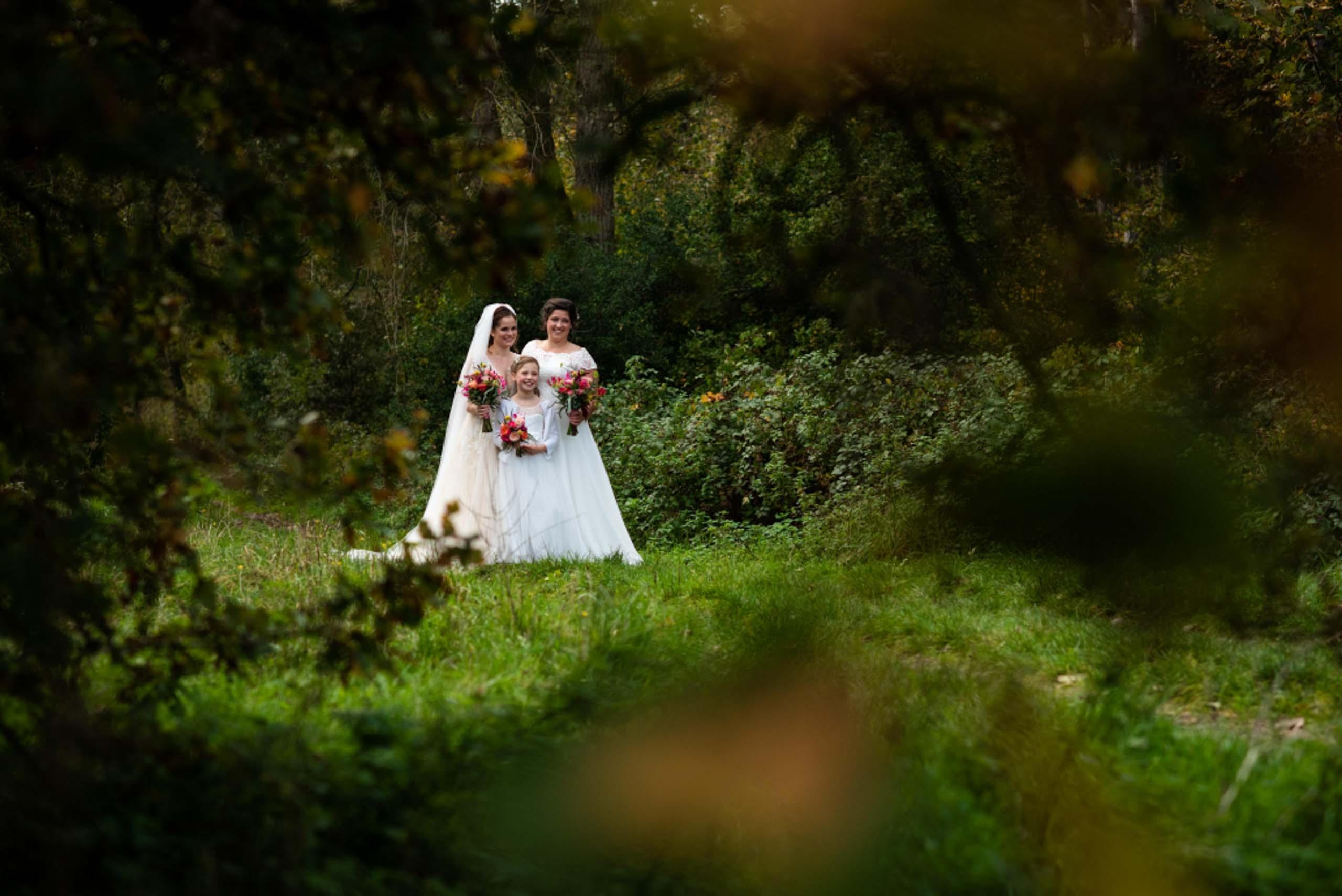 bruiloft Chloe en Nienke